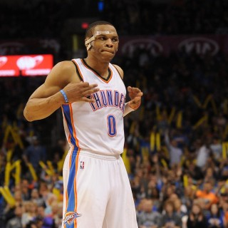Russell Westbrook photos