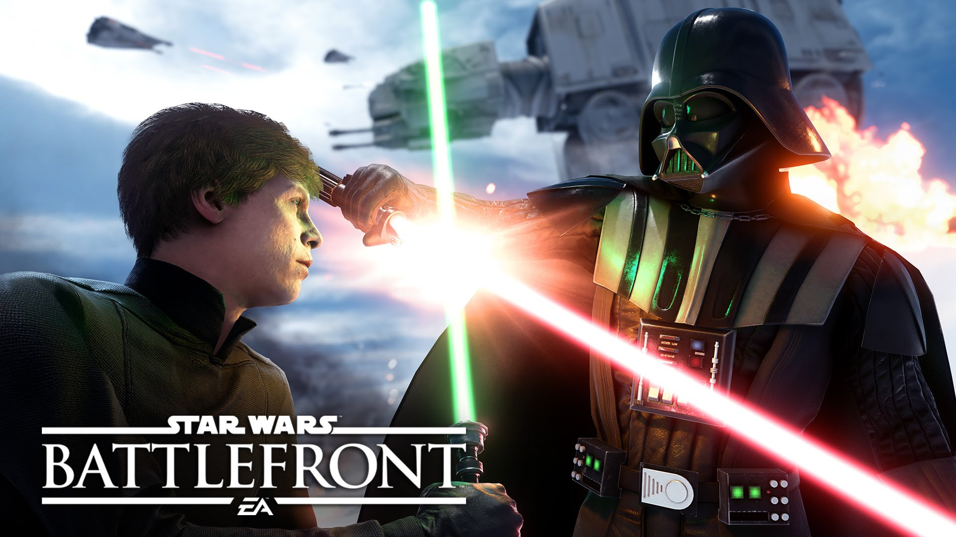 Star Wars Battlefront HD Wallpapers