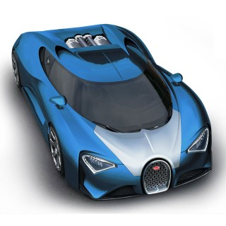 Bugatti Chiron free wallpapers