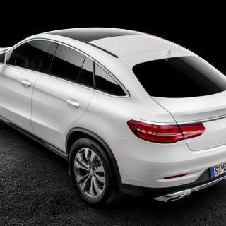 Mercedes-Benz GLE Coupe photos