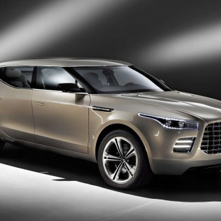 Aston Martin Lagonda free wallpapers