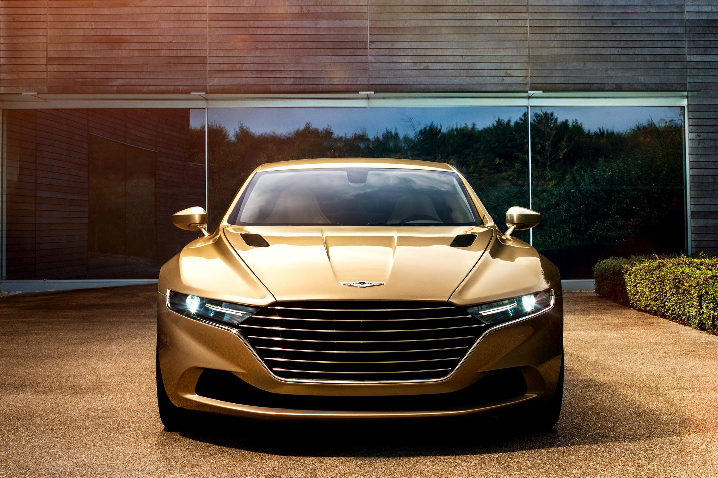 Aston Martin Lagonda HD Wallpapers