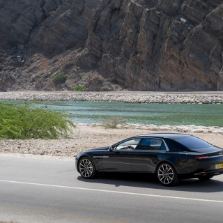 Aston Martin Lagonda wallpapers