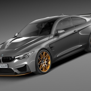 BMW M4 GTS photos