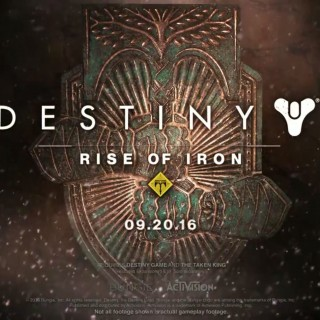 Destiny: Rise of Iron wallpapers widescreen