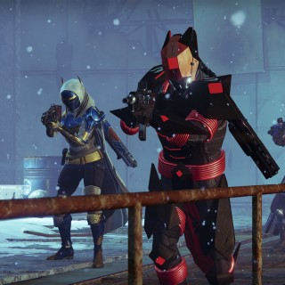 Destiny: Rise of Iron widescreen