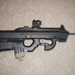 FN F2000 rifle free wallpapers