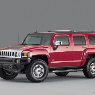 Hummer HX pictures
