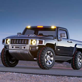Hummer HX wallpapers desktop