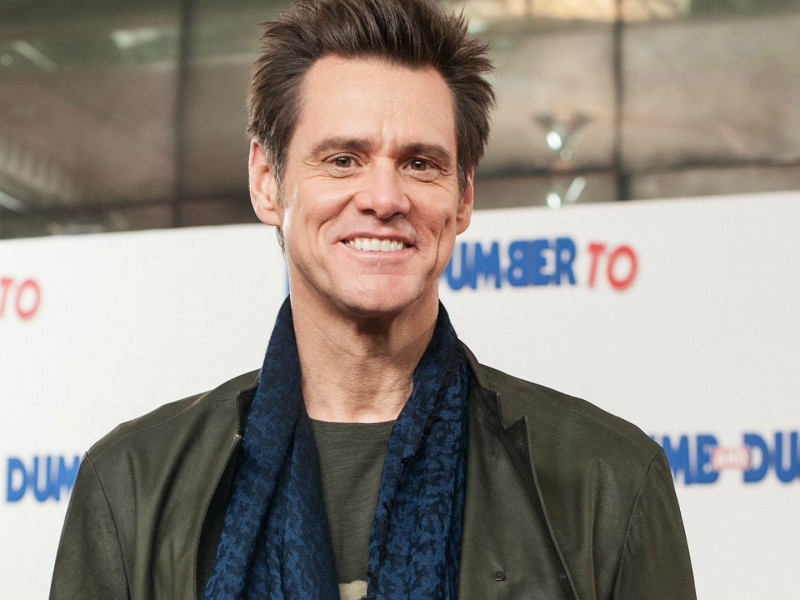 'Dumb and Dumber To' photocall held at the Connaught Hotel.  Featuring: Jim Carrey Where: London, United Kingdom When: 20 Nov 2014 Credit: Daniel Deme/WENN.com