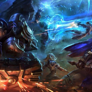 League Of Legends wallpapers widescreen