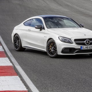 Mercedes S-Class Coupe wallpapers widescreen