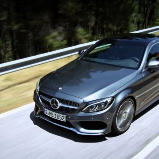 Mercedes S-Class Coupe hd wallpapers