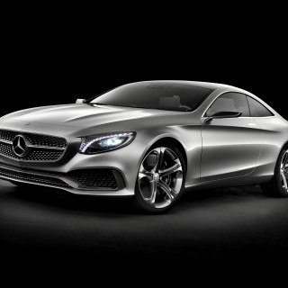 Mercedes S-Class Coupe 2017