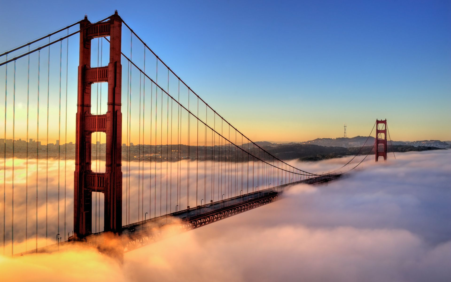 San Francisco Hd Wallpapers For Desktop Download