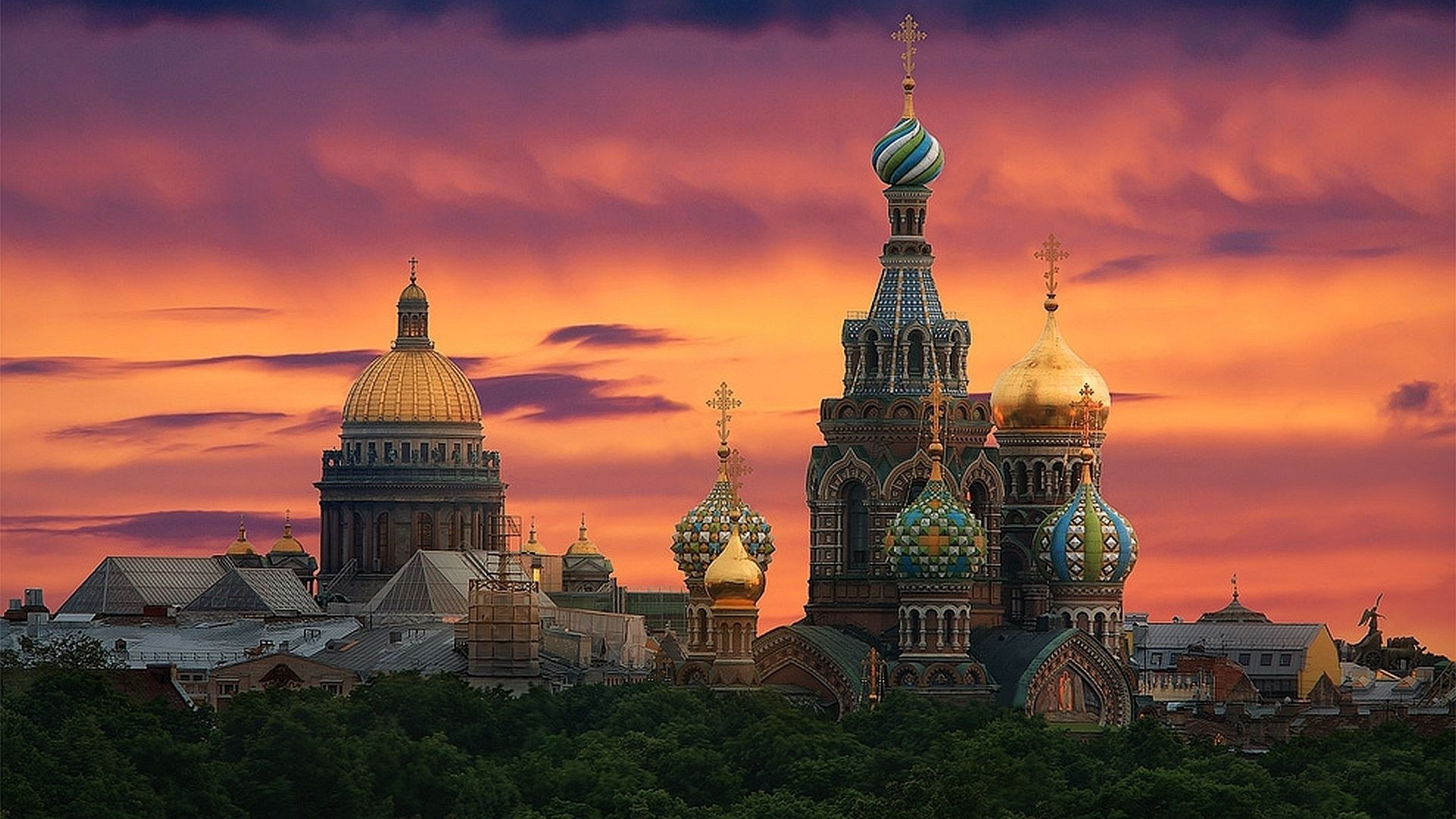 St. Petersburg HD Wallpapers